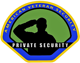 American Veteran Security insignia